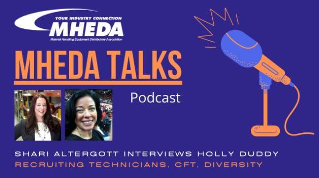 technician recruitment podcast